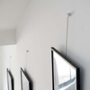 Aluminum Single Hanger for Picture Hanging System C014