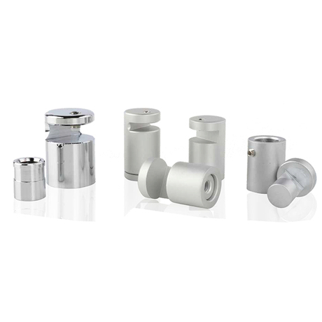 C Series-Aluminium Side Standoffs